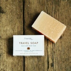 Natural Multipurpose Travel Soap