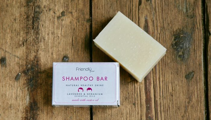 Transition: Natural Shampoo Bars