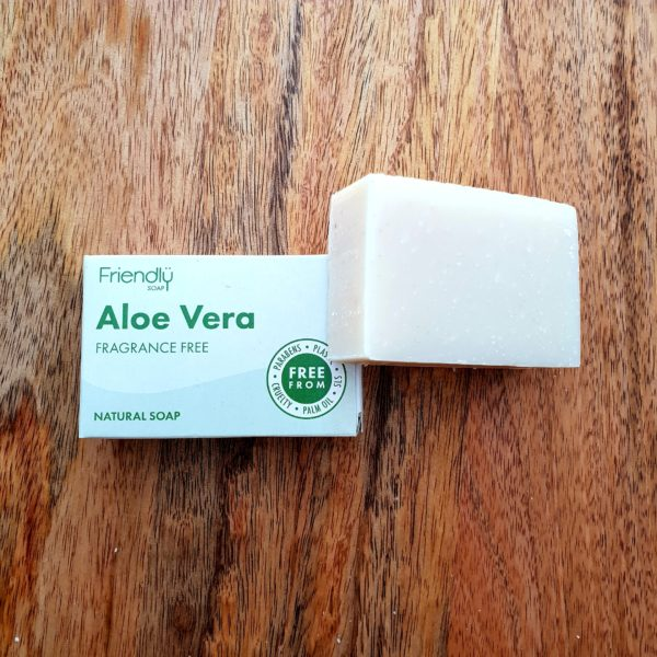 Aloe Vera Soap Sensitive skin