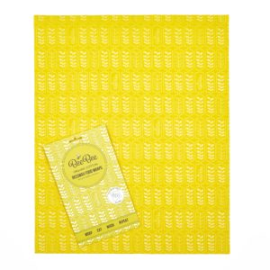 Bread Wrap beeswax clingfilm alternative