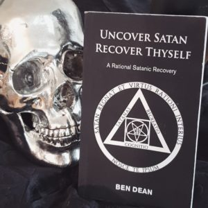 Uncover Satan Recover Thyself, podcast on alcohol and recovery