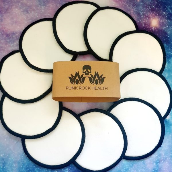 Biodegradable Bamboo reusable make up wipes
