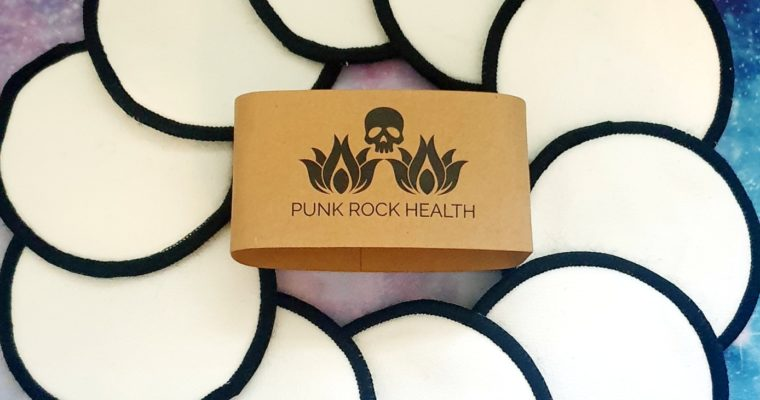 Punk Rock Health MakeUp Wipes Are Here!