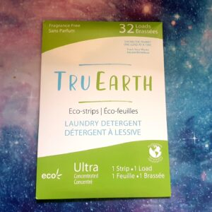 Tru Earth Eco Laundry Strips Plastic-Free