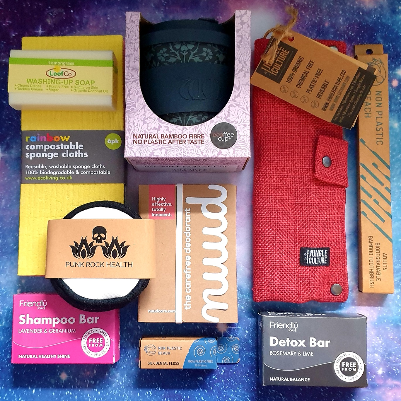 GIVEAWAY- PLASTIC FREE JULY!