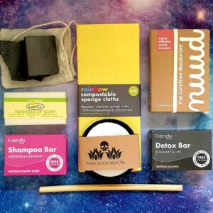 plastic-free july mini hamper giveaway